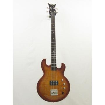 DBZ Imperial IM4FM/ATB Amber Tobaccoburst 4 Strings Bass Guitar