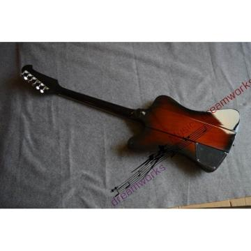 Custom Shop Thunderbird Tobacco Burst Electric Bass