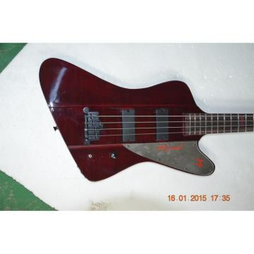 Custom Shop Thunderbird Burgundyglo Electric Bass