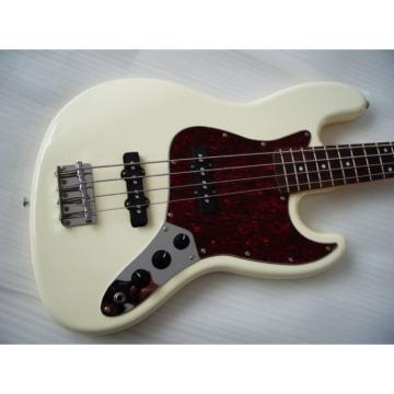 Custom Shop Tokai White Bass