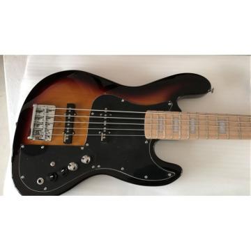 Custom Shop Vintage Marcus Miller Signature 5 String Jazz Bass Wilkinson Parts