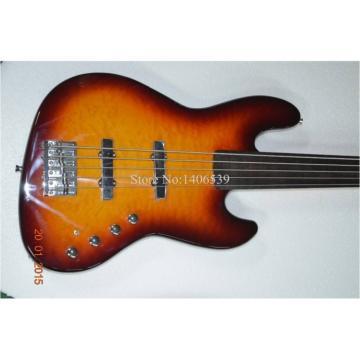 Custom Shop Vintage Marcus Miller Jazz Bass Fretless 5 String