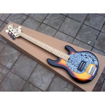 Custom Shop Stingray Vintage Sunburst 5 Strings Music Man S.U.B. Ray5 Electric Bass