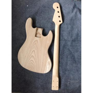 Custom Shop Unfinished Marcus Miller Bass No Paint No Hardware