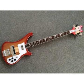 Custom Shop Rickenbacker Fireglo 4003 Electric Bass