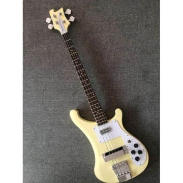 Custom Shop Rickenbacker Cream 4001 4 String Bass