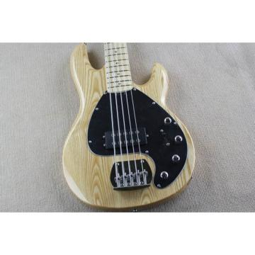 Custom Shop Passive Pickups Natural 5 Strings Music Man S.U.B. Ray5 Bass