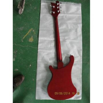 Custom Shop Red Wine 4003 5 String Bass