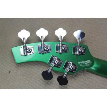 Custom Shop Passive Pickups Bongo Music Man Green 6 Strings Bass