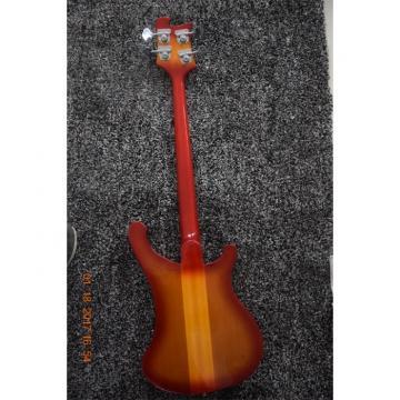 Custom Shop Paul McCartney 1964 4003 Fireglo Left Handed Bass