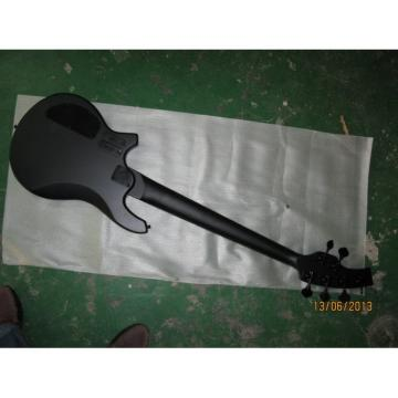 Custom Shop Passive Pickups Bongo Music Man Black 6 Strings Bass