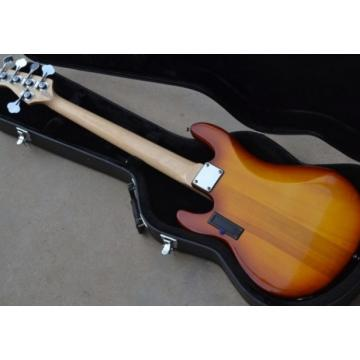 Custom Shop MusicMan Sunburst 5 Strings Music Man S.U.B. Ray5 Electric Bass