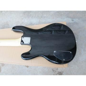 Custom Shop MusicMan Black 5 Strings Bass