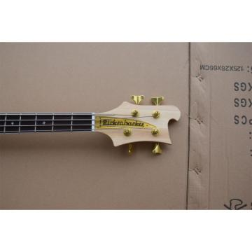 Custom Shop Lemmy Kilmister 4003 Electric Bass Gold Hardware
