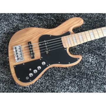Custom Shop Marcus Miller Signature Ash Wood Jazz 5 String Bass