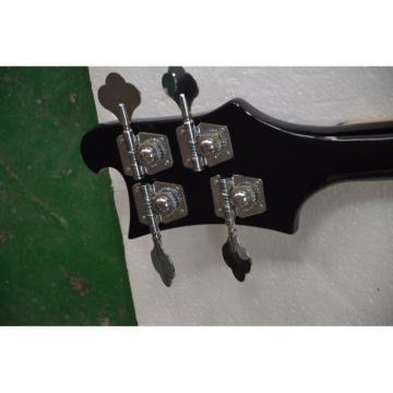 Custom Shop Jetglo 4003 Black Bass Maple Fretboard