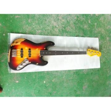 Custom Shop Jaco Pastorius Jazz Bass