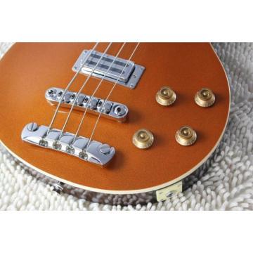Custom Shop Gold Top Standard 4 String Bass