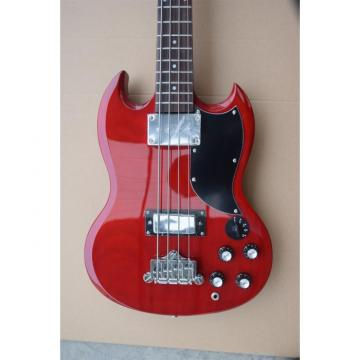 Custom Shop EB-3 SG Standard Red 4 String Electric Bass