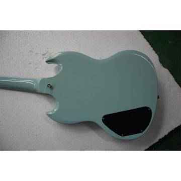 Custom Shop EB-3 SG Standard Mint Green 4 String Bass