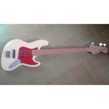 Custom Shop Cream Fender Jazz Bass