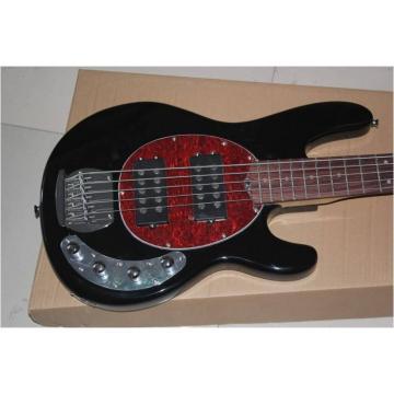 Custom Shop Black StingRay 4 String Bass Wilkinson Parts