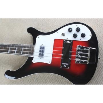 Custom Shop Black Burgundy Burst 4003 Bass