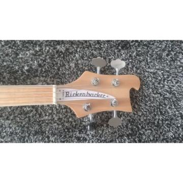 Custom Shop 4003 Walnut Wood Naturalglo Fretless Bass