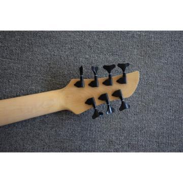Custom Shop 7 String Fretless H & S Bass