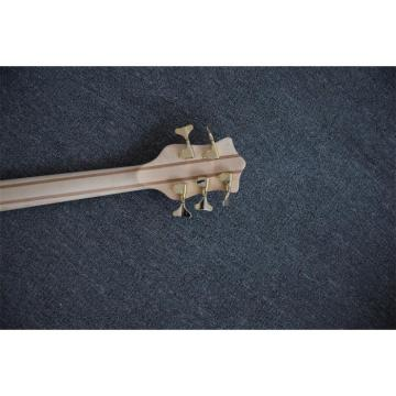Custom Shop 5 String Natural Ken Smith Bass