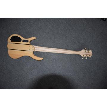 Custom Shop 5 String Natural Ken Smith Bass KNSMB7NWRD