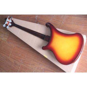 Custom Shop 4003 Rickenbacker Fireglo Vintage Bass