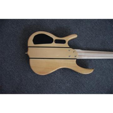 Custom Shop 5 String 24 Frets Electric Bass
