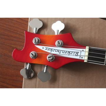 Custom Shop 4003 Rickenbacker Fireglo Cherry Bass