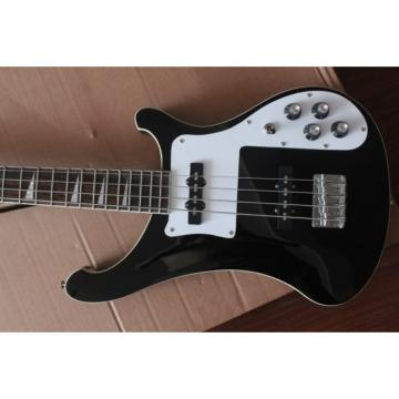 Custom Shop 4003 Rickenbacker Black Bass
