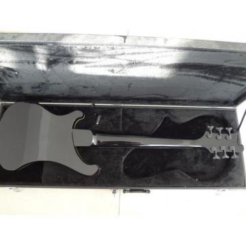 Custom Shop 4003 Jetglo Black 6 String Bass