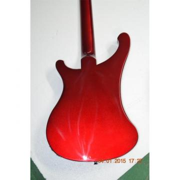 Custom Shop 4003 Metallic Red Bass