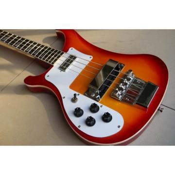 Custom Shop 4003 Left Fireglo Cherry Bass