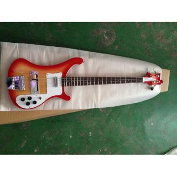 Custom Rickenbacker Fireglo 4001 Bass