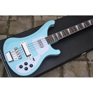 Custom Rickenbacker 4003 Sky Blue Bass