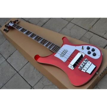 Custom Rickenbacker 4003 Red Bass