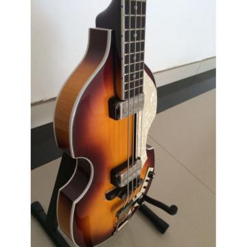Custom Shop  Hofner HCT 500 Violin Bass Guitar German Electronics