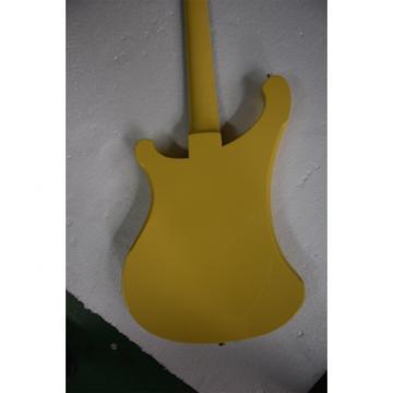 Custom Shop 4001CS 1997 Cream Colorglo Chris Squire Bass Neck Through