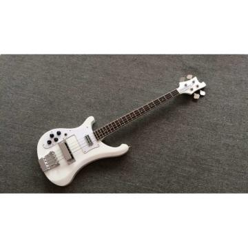 Custom Rickenbacker Left Hand Bass 4003 White Dot Inlays