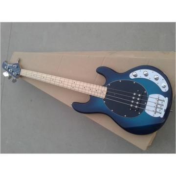 Custom Shop 4 String Blue StingRay Bass Wilkinson Parts