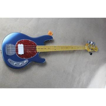 Custom Music Man Metallic Blue StingRay Bass