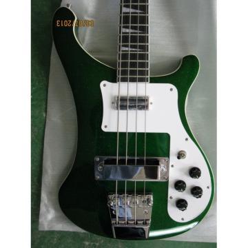 Custom Fireglo Rickenbacker Green 4003 Bass