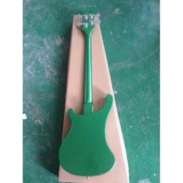 Custom Made Green 4003 Bass