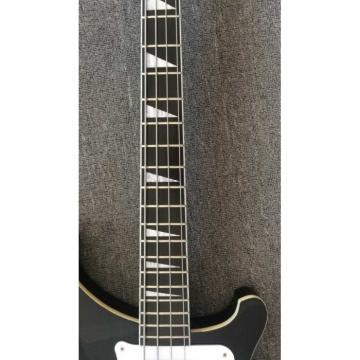 Custom Made Black Jetglo 4003 Bass