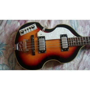 Custom Left Handed Glen Burton Vintage Bass